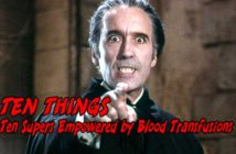 Empowered By Blood Transfusions Ten Things