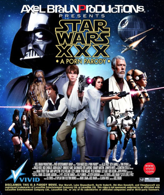 Star Wars Porno Movie 28