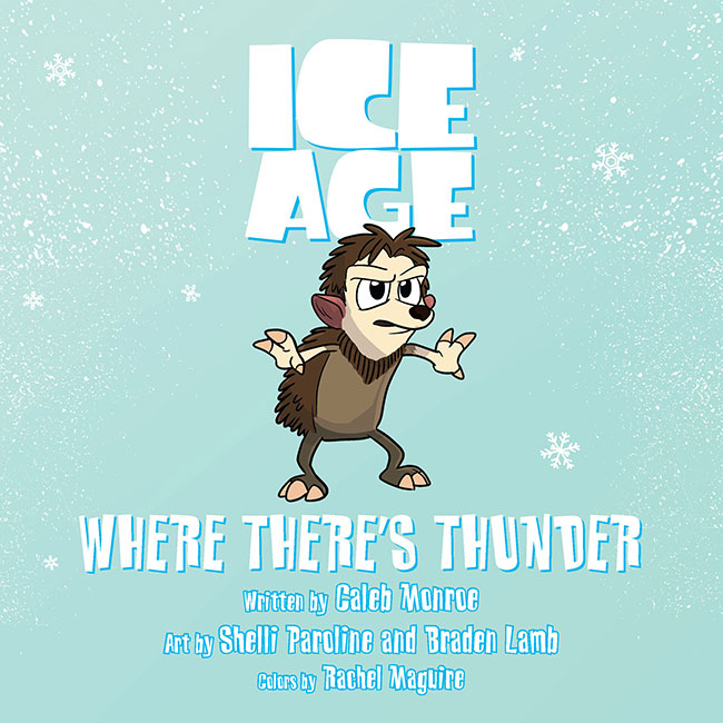 Sneak Peek Ice Age Where There S Thunder Major