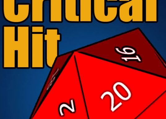 Critical Hit #613: Group Hug (DFS01E35)