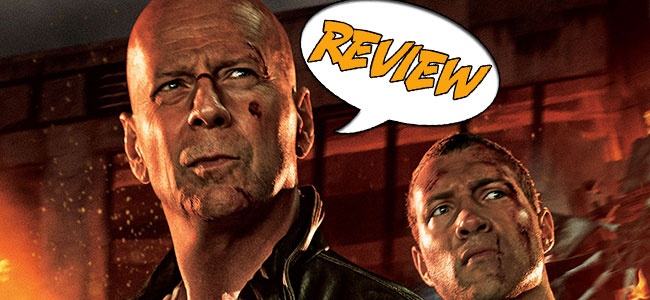 die hard 5 review Die hard 5 is no less wanting in the villain department, rasha bukvic's tap-dancing, carrot-chomping alik being to alan rickman's hans gruber what a lada is to a mercedes good day in a nutshell.