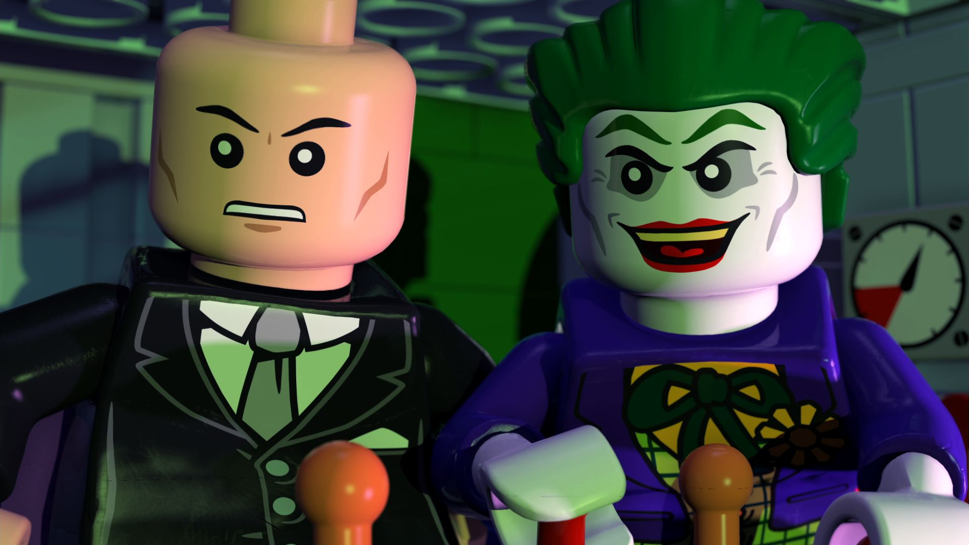 Movies First Clip From Lego Batman The Movie Dc Superheroes