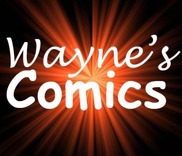 Wayne's Comics, Wayne Hall, Masks and Mobsters, Captain Midnight, Ghosted, MonkeyBrainComics, Detective Comics