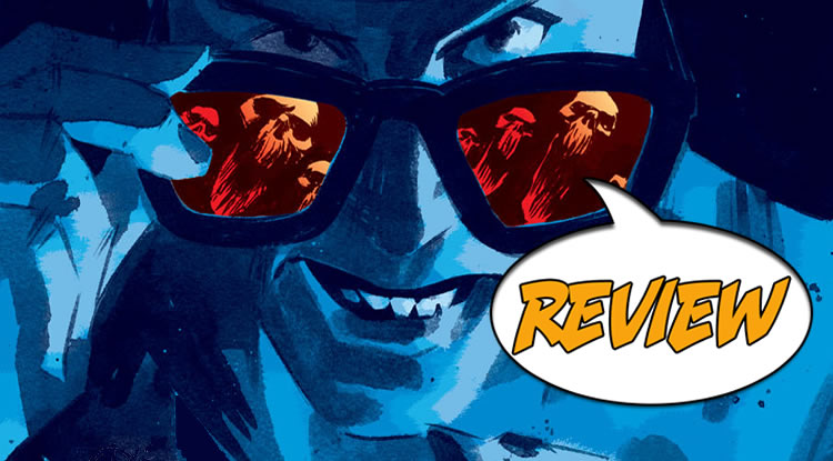 Joshua Williamson, Davide Gianfelice, Ghosted, Image Comics, Captain Midnight, Dark Horse,