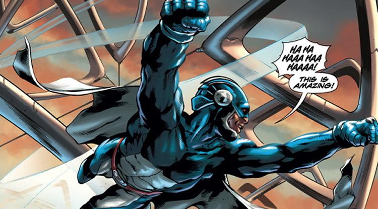 Wayne's Comics, Wayne Hall, Joshua Fialkov, Skyman, Marvel, Ultimate, The Bunker, Oni Press, JLA, Batman, Joshua Williamson, Dark Horse, Captain Midnight