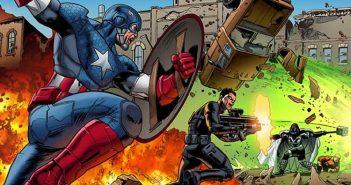 Wayne Hall, Wayne's Comics, Steve Pugh, Marvel Comics, Captain America, All-New Invaders, Animal Man, Hotwire, James Robinson