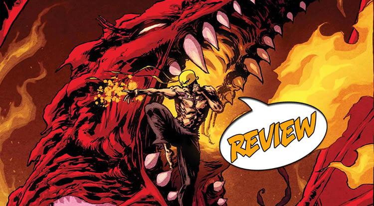 Wayne Hall, Wayne's Comics, Kaare Andrews, Iron Fist, Living Weapons, Marvel, Danny Rand,