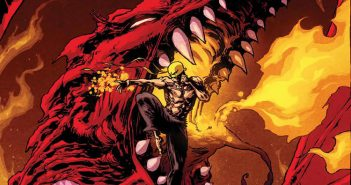 Wayne Hall, Wayne's Comics, Kaare Andrews, Spider-Man, Iron Fist, The Living Weapon, Marvel, High Crimes, Monkeybraincomics.com