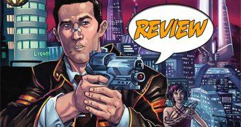 Wayne Hall, Red City, crime noir, mystery, murder, Mars, Daniel Corey, Moriarty, Mark Dos Santos, Image Comics, detectives, science fiction