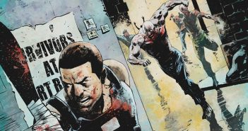 Wayne Hall, Wayne's Comics, Gilbert Deltres, Under the Flesh, J.L. Giles, zombies, Desolation Day, Lobos