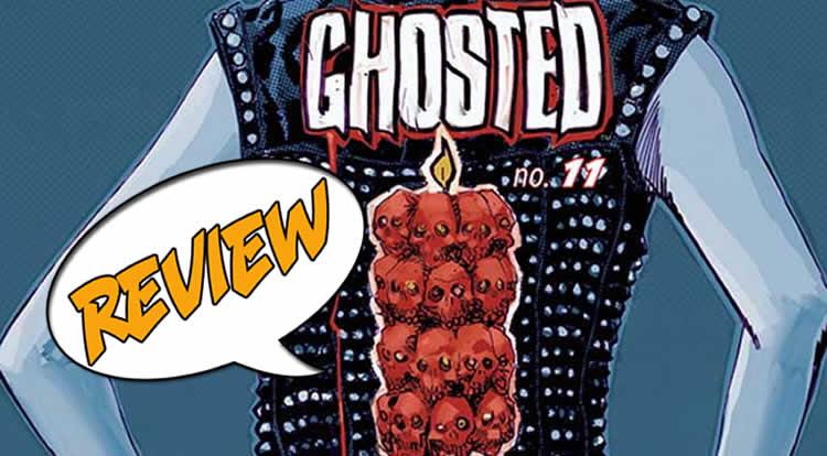 Joshua Williamson, Goran Sudzuka, Ghosted, Image Comics, Captain Midnight, Dark Horse,