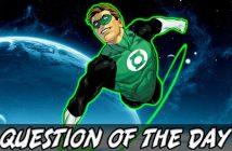Green Lantern Corps QOTD