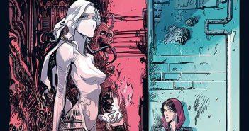 Wayne Hall, Wayne's Comics, Michael Alan Nelson, Hexed, Daymen, Lucifer, Jesus, women in comics,