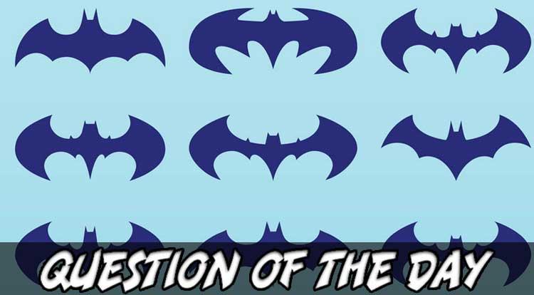 Best Bat-Symbol QOTD