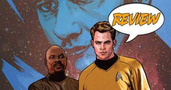Wayne Hall, Star Trek, Deep Space Nine, DS9, Sisko, Terok Nor, IDW Publishing, Mike Johnson, Tony Shasteen, Q