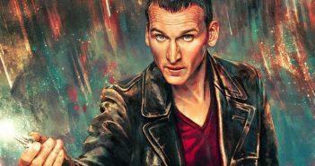 Cavan Scott,Titan Comics, Doctor Who, Christopher Eccleston, Time Lord, Weapons of Past Destruction