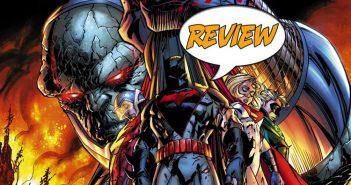 Earth 2, DC Comics, Darkseid, weekly