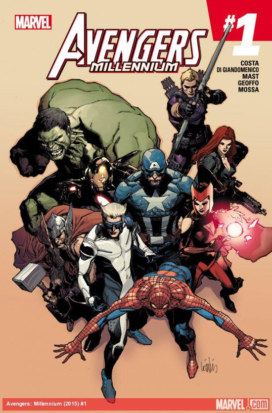 Comic Book Day 2015 Digital