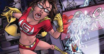 Geek-Girl, Cabra Cini, Voodoo Junkie Hitwoman, Mr. Mash-Up, Sam Johnson, Almighties, Wayne's Comics, Wayne Hall