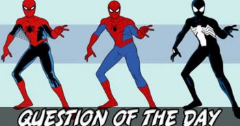 Spider-Man's Looks QOTD