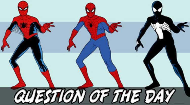 Spider-Man's Looks QOTD
