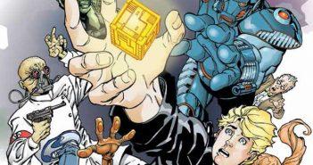 Wayne Hall, Wayne's Comics, Aaron Lopresti, Power Cubed, Dark Horse, writer/artist, Teen Titans,