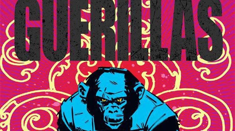 Wayne Hall, Wayne's Comics, Guerillas, gorilla, Goliath, Adolf, Brahm Revel, Oni Press, Leakey, Pepe, Goblin, John Bull, Faben, Dr. Worzle, Jackson Publick, Venture Bros., Vietnam, 1970s, John Francis Clayton