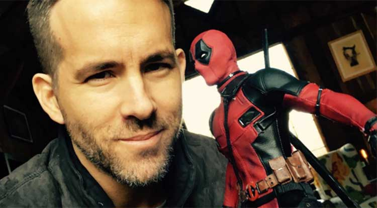merch with a mouth ryan reynolds gets his hands on