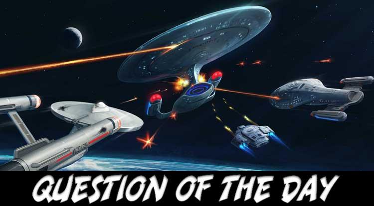 Starship Combat QOTD
