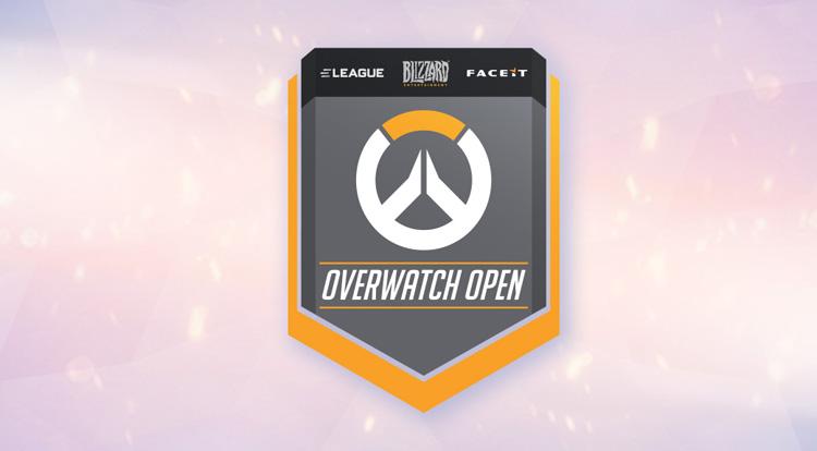 Overwatch Open Begins
