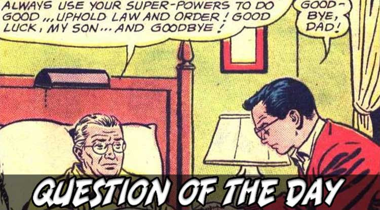 Superman's Parents QOTD