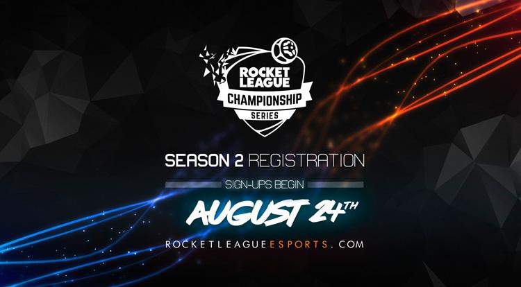 Rocket League Champion Series