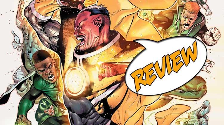 DC, Green Lantern, Hal Jordan, GL Corps, Sinestro, Geoff Johns, Robert Venditti, power ring, Spider-Man, Doctor Octopus, Batman, Joker, Superman, Let Luthor, Fantastic Four, Doctor Doom, Jordi Tarrogona, Rafa Sandoval