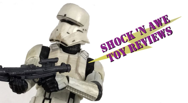 Star Wars Imperial Hover Tank Pilot Toy Review Major