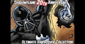 Wayne Hall, Wayne's Comics, Red Anvil Comics, Shadowflame, Cyberines, Mighty Titan, Ripperman, Dave Ryan