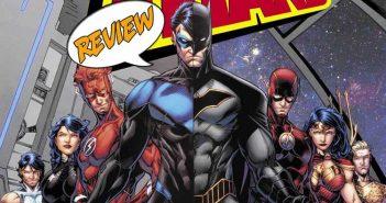 DC Comics, Titans, Batman, Nightwing, Flash, Kid Flash, Wonder Woman, Aqualad, Aquaman, Aquaman, Rebirth, Teen Titans, annual, Dan Abnett, Minkyu Jung, Brett Booth, Norm Rapmund