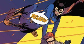 Batgirl #10 Review