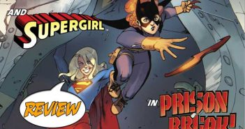 Batgirl Annual #1 Review