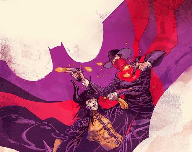 Batman The Shadow #2