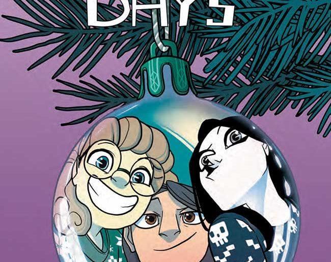 Giant Days #25