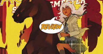 Gotham Academy Second Semester #8 Review