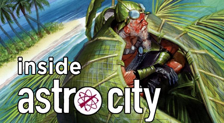 Inside Astro City #42