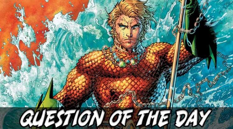 Best Aquaman costume