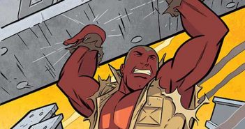 Doc Savage: Ring of Fire #2