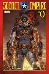 Marvel, big event, Secret Empire, Batman, Scott Snyder, Tom King, C2E2,