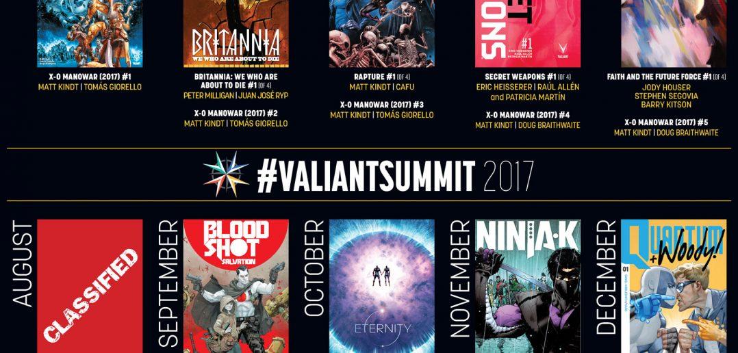 Valiant Summit 2017