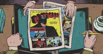Batman and Bill