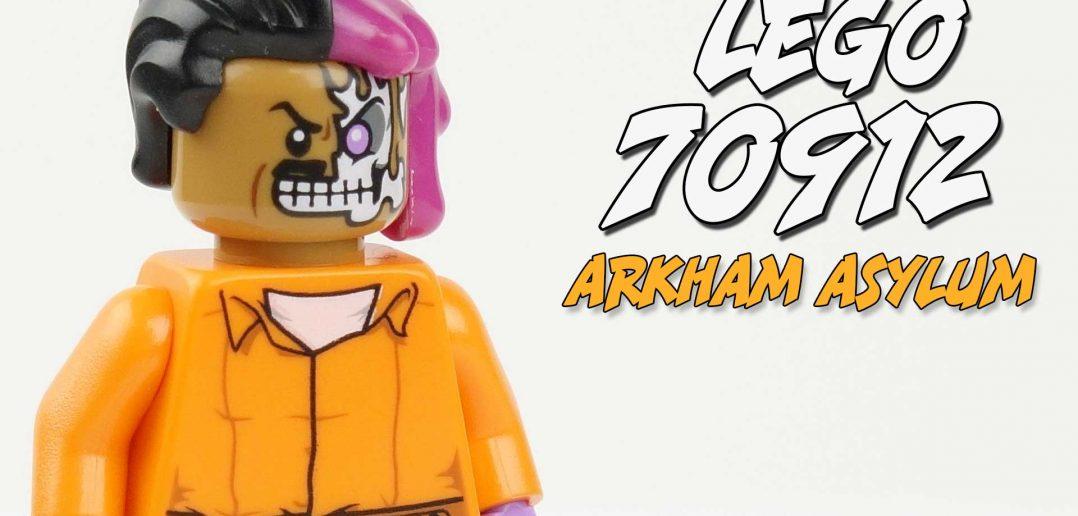 LEGO Batman Movie Arkham Asylum