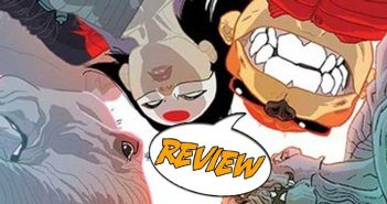 Suicide Squad Banana Splits Special #1 Review