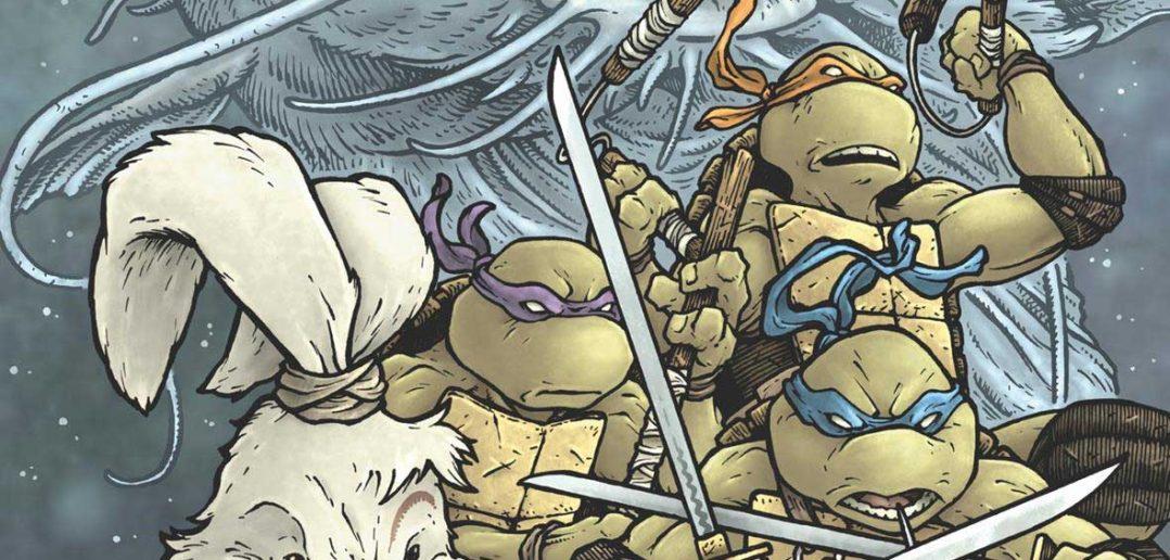 Teenage Mutant Ninja Turtles Usagi Yojimbo